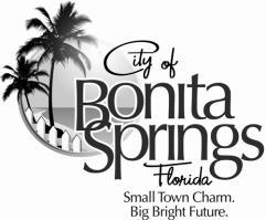 Administrative Action Request Community Development Dept. 9220 Bonita Beach Road, Ste. 111 Bonita Springs, FL 34135 (239) 444-6150 permitting@cityofbonitaspringscd.
