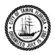 PLANNING AND DEVELOPMENT LAND DEVELOPMENT COORDINATION CITY OF TAMPA INSTRUCTIONS FOR VARIANCE APPLICATION **INCOMPLETE APPLICATIONS CANNOT BE ACCEPTED OR PROCESSED.