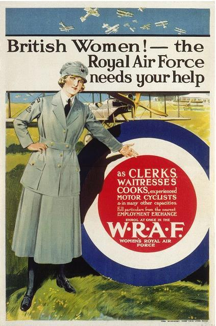 Women s Royal Air Force The Women's Royal Air Force (WRAF) was the women's branch of the Royal Air Force. It existed in two separate incarnations, from 1918 to 1920 and from 1949 to 1994.